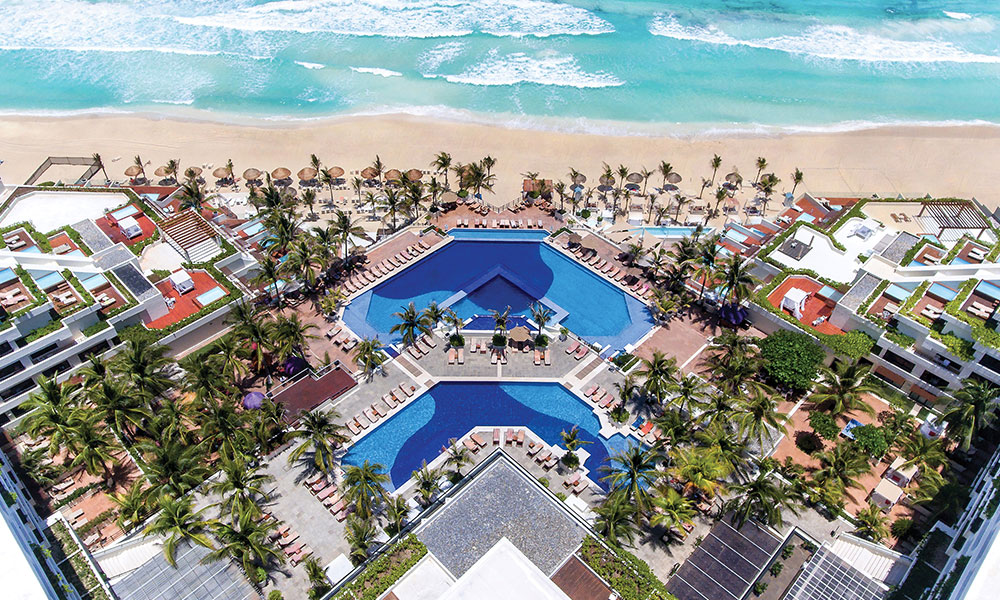 Unlimited Luxury Cancun Resort